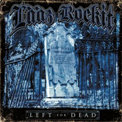 Lääz Rockit - Left for Dead - CD DIGIPAK