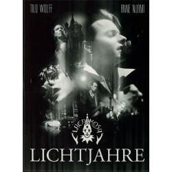 Lacrimosa - Lichtjahre - DVD DIGIPAK