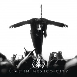 Lacrimosa - Live In Mexico City - DCD DIGIPACK