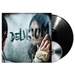Lacuna Coil - Delirium - LP GATEFOLD + CD