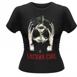 Lacuna Coil - Head - T shirt girlie