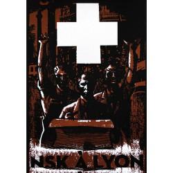 Laibach - Nsk A Lyon - Silkscreen