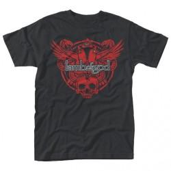 Lamb Of God - Snake And Eagle - T-shirt (Men)