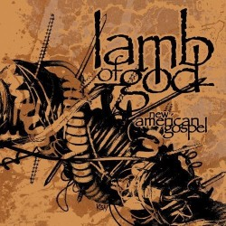 Lamb Of God - New American Gospel - CD