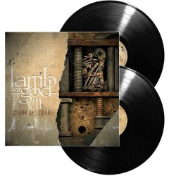 Lamb Of God - VII: Sturm und Drang - DOUBLE LP Gatefold