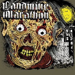 Landmine Marathon - Rusted Eyes Awake - CD