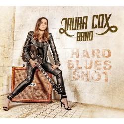 Laura Cox Band - Hard Blues Shot - CD