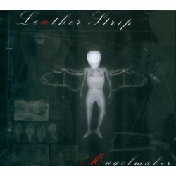 Leaether Strip - Angelmaker - DOUBLE CD
