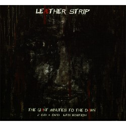 Leaether Strip - The giant Minutes to the Dawn - 2CD + DVD BOX