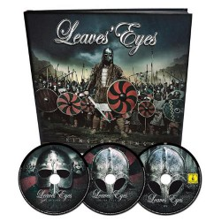 Leaves' Eyes - King Of Kings [Tour Edition] - 2CD + DVD ARTBOOK