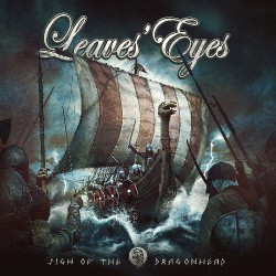 Leaves' Eyes - Sign Of The Dragonhead - 2CD DIGIBOOK