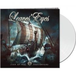 Leaves' Eyes - Sign Of The Dragonhead - LP Gatefold Coloured