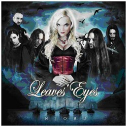 Leaves' Eyes - Njord - CD