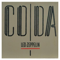 Led Zeppelin - Coda - LP Gatefold