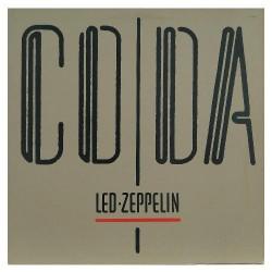 Led Zeppelin - Coda - LP Gatefold