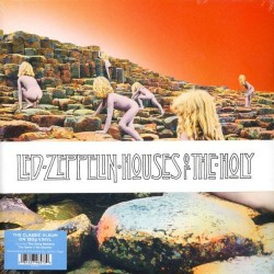 Led Zeppelin - Houses Of The Holy - LP Gatefold