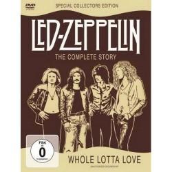 Led Zeppelin - Whole Lotta Love - DVD