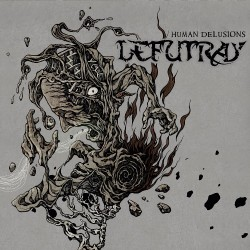Lefutray - Human Delusions - CD
