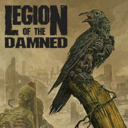 Legion Of The Damned - Ravenous Plague - LP COLOURED