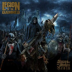 Legion Of The Damned - Slaves Of The Shadow Realm - LP Gatefold