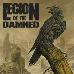 Legion Of The Damned - Ravenous Plague LTD Edition - CD DIGIBOOK + DVD