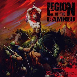Legion Of The Damned - Slaughtering... LTD Edition - CD + 2 DVD DIGIBOOK
