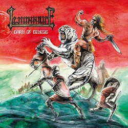 Legionnaire - Dawn Of Genesis - LP