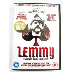 Lemmy - Documentary - DOUBLE DVD