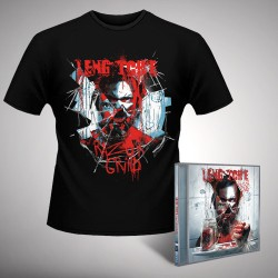 Leng Tch'e - Razorgrind - CD + T Shirt bundle