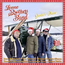 LenneBrothers Band - Santa's Plane - CD