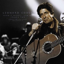 Leonard Cohen - Upon A Smokey Evening Vol.2 - DOUBLE LP Gatefold