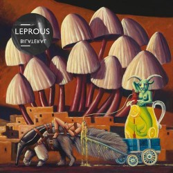 Leprous - Bilateral - Double LP Gatefold + CD