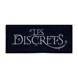 Les Discrets - Logo - Patch