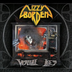 Lizzy Borden - Visual Lies - CD
