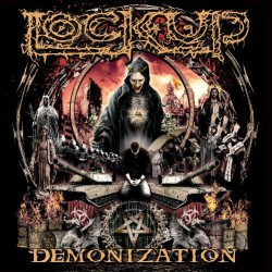 Lock Up - Demonization - CD DIGIPAK