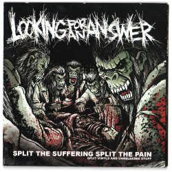 Looking For An Answer - Split The Suffering Split The Pain - CD