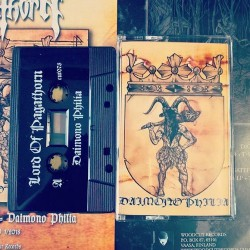 Lord Of Pagathorn - Daimono Philia - CASSETTE