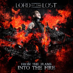 Lord Of The Lost - From the Flame Into the Fire - DOUBLE CD