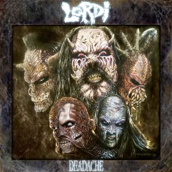 Lordi - Deadache - CD