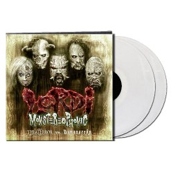 Lordi - Monstereophonic (Theaterror vs. Demonarchy) - DOUBLE LP Gatefold