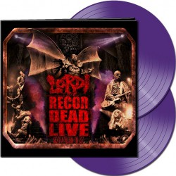 Lordi - Recordead Live - Sextourcism In Z7 - DOUBLE LP GATEFOLD COLOURED