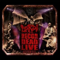 Lordi - Recordead Live - Sextourcism In Z7 - DVD + 2CD DIGIPAK