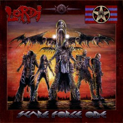 Lordi - Scare Force One - CD DIGIPAK