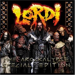 Lordi - The Arockalypse - CD + DVD