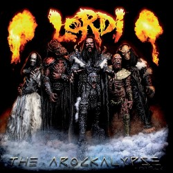 Lordi - The Arockalypse - CD