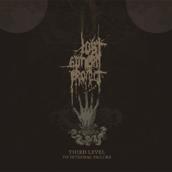 Lost Sphere Project - Third Level to Internal Failure - CD DIGIPACK