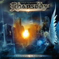 Luca Turilli's Rhapsody - Ascending To Infinity - CD