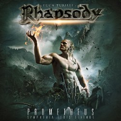 Luca Turilli's Rhapsody - Prometheus - Symphonia Ignis Divinus - CD