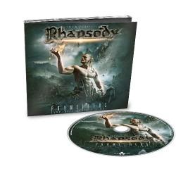 Luca Turilli's Rhapsody - Prometheus - Symphonia Ignis Divinus - CD DIGIPAK