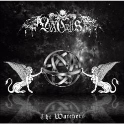 LvxCaelis - The Watchers - CD DIGIPAK